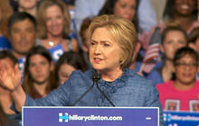 Hillary Clinton rebounds from Michigan loss with multiple wins.