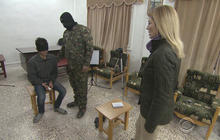 Captured ISIS soldier speaks of trouble in the ranks
