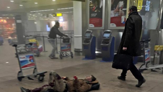 Brussels under attack: Live updates