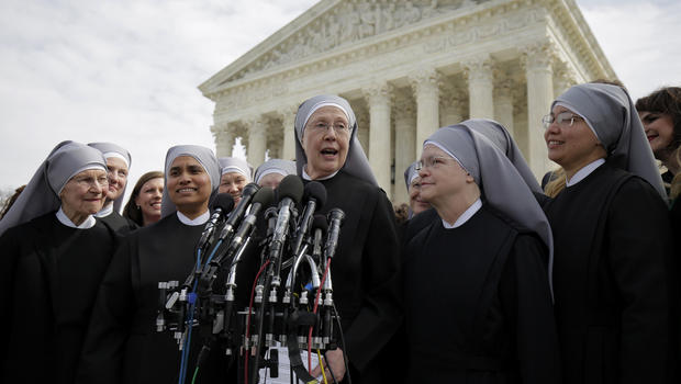 Supreme Court Backs Off Obamacare Birth Control Mandate