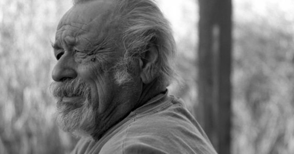 Jim Harrison the ancient minstrel