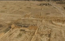 First look at ancient ruins after Syrian forces retake Palmyra