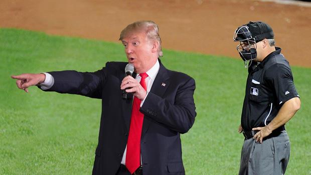 唐纳德 - 特朗普棒球破-的规则,CBS-插图的getty-620.jpg