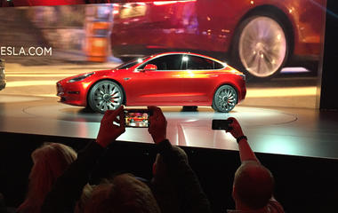 Meet the Tesla Model 3