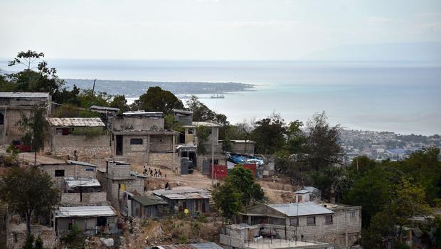 Haiti protest demands justice for 3 slain deaf women