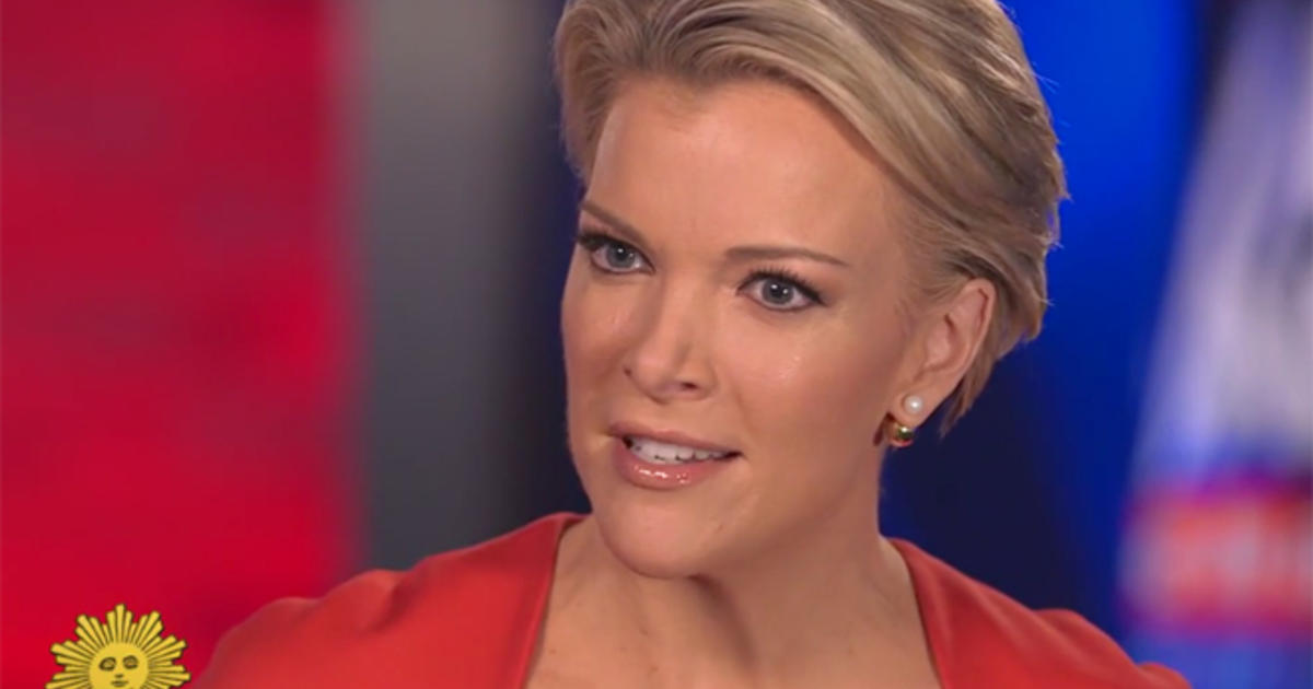 Megyn Kelly and the question that changed her life forever ...
