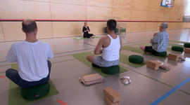 """Yoga in prison? Germany's """"5-star slammer"""""""