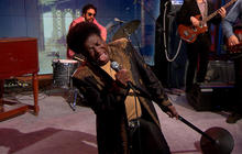 "Saturday Sessions: Charles Bradley performs ""Changes"""