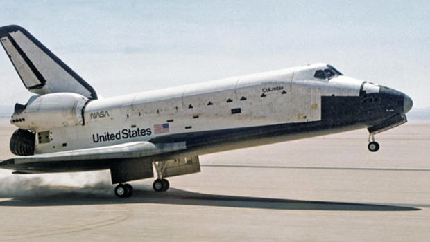 space shuttle first flight - photo #26