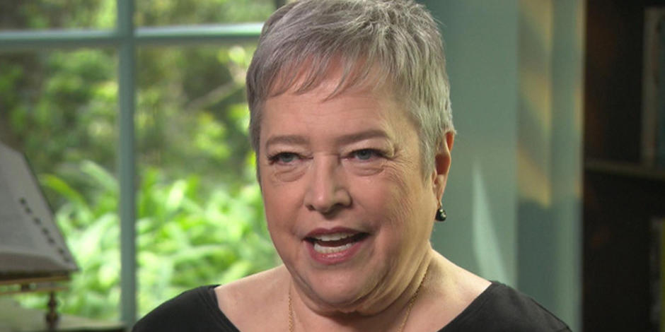 Kathy Bates takes CBS to the doctor's office - Videos ...