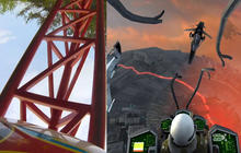 Virtual reality transforms roller coasters