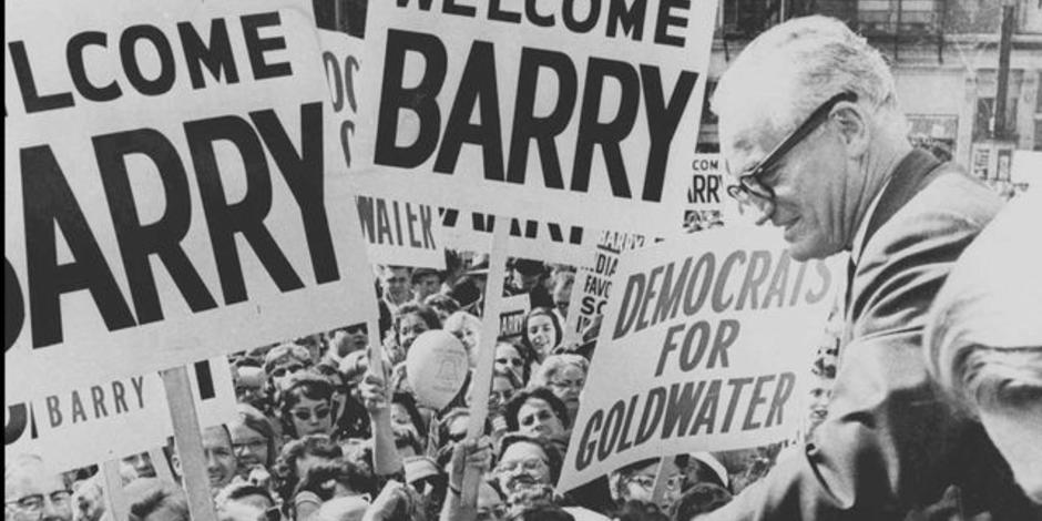 Political Playback: Before 'Never Trump', there was 'Stop Goldwater'