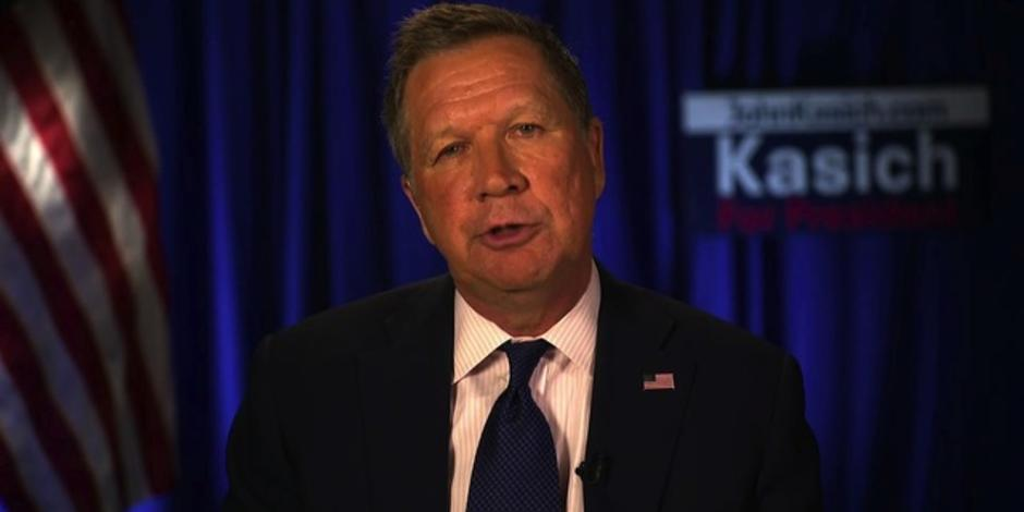 Extended interview: John Kasich, April 24