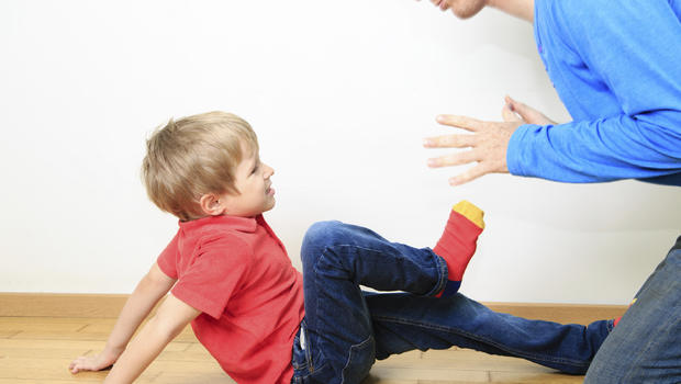 Does spanking make kids behave better?