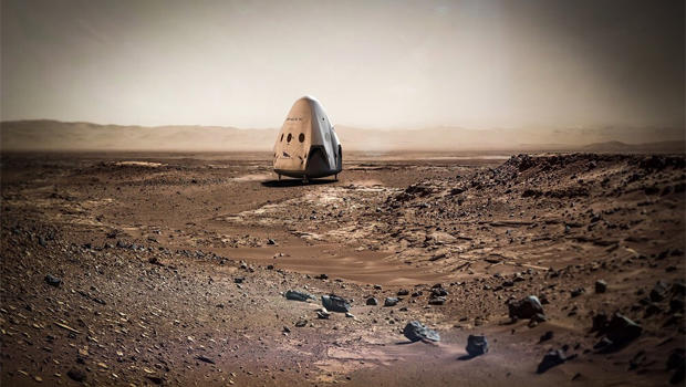 mars landing plan - photo #31