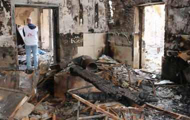 Pentagon releases report on botched bombing of hospital in Afghanistan
