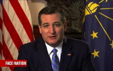 """Ted Cruz: Maybe Boehner was """"auditioning"""" to be Trump's VP"""
