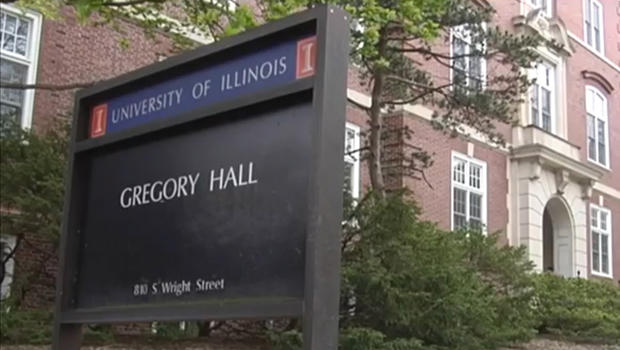 Man dies after shooting near University of IL in the US