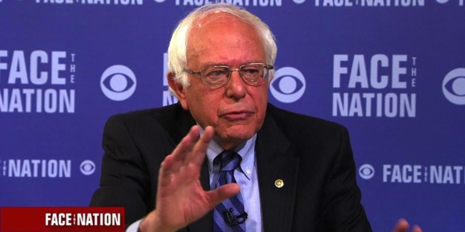 Full interview: Bernie Sanders, May1