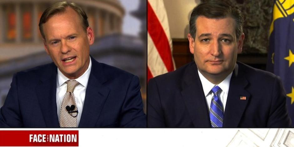 Extended interview: Ted Cruz, May 1
