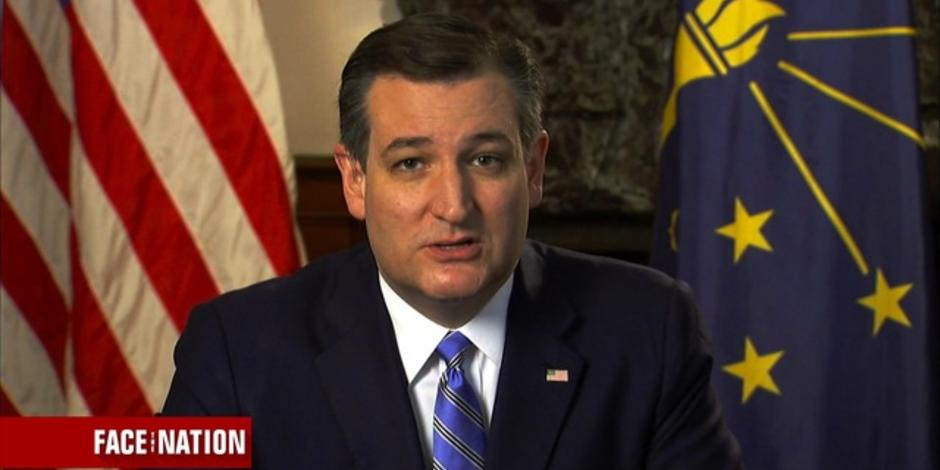 Cruz: Trump and Clinton are flip sides of the same coin
