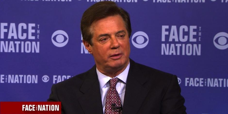 Paul Manafort: If nominated, Trump will accept general election donations