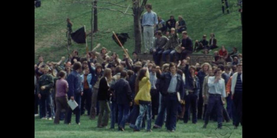 On this day: Four killed in Kent State shooting