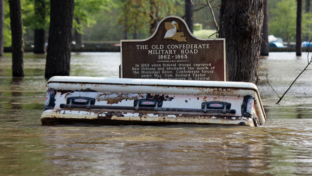 From One Extreme To Another: California On Fire to Lousiana Historic Flooding Louisiana-flooding-caskets-ap16126510556137