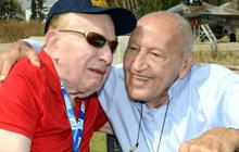 World War II veteran reunites with freed Holocaust survivor