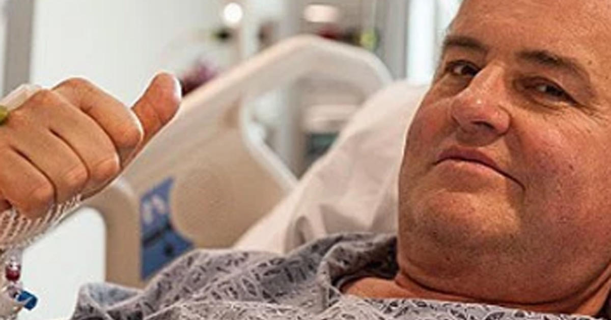 This man has received the first penis transplant in the U.S.