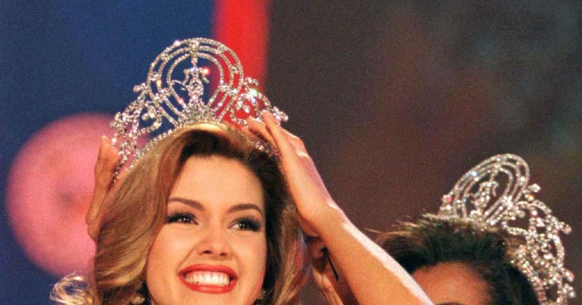 Who is Alicia Machado? - CBS News