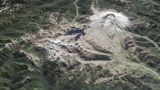 Look back: The Mount St. Helens Eruption