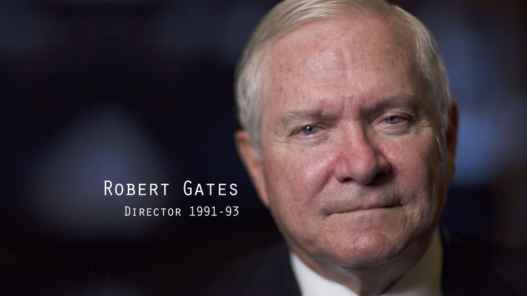 Former CIA Director Robert Gates
