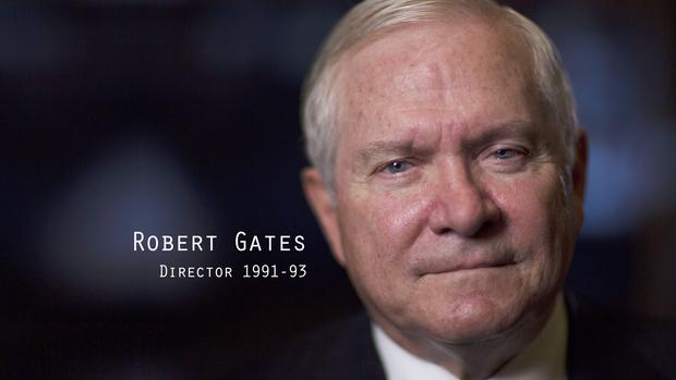 前中央情报局局长罗伯特盖茨