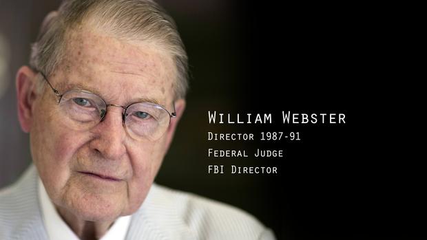 前联邦调查局局长威廉韦伯斯特