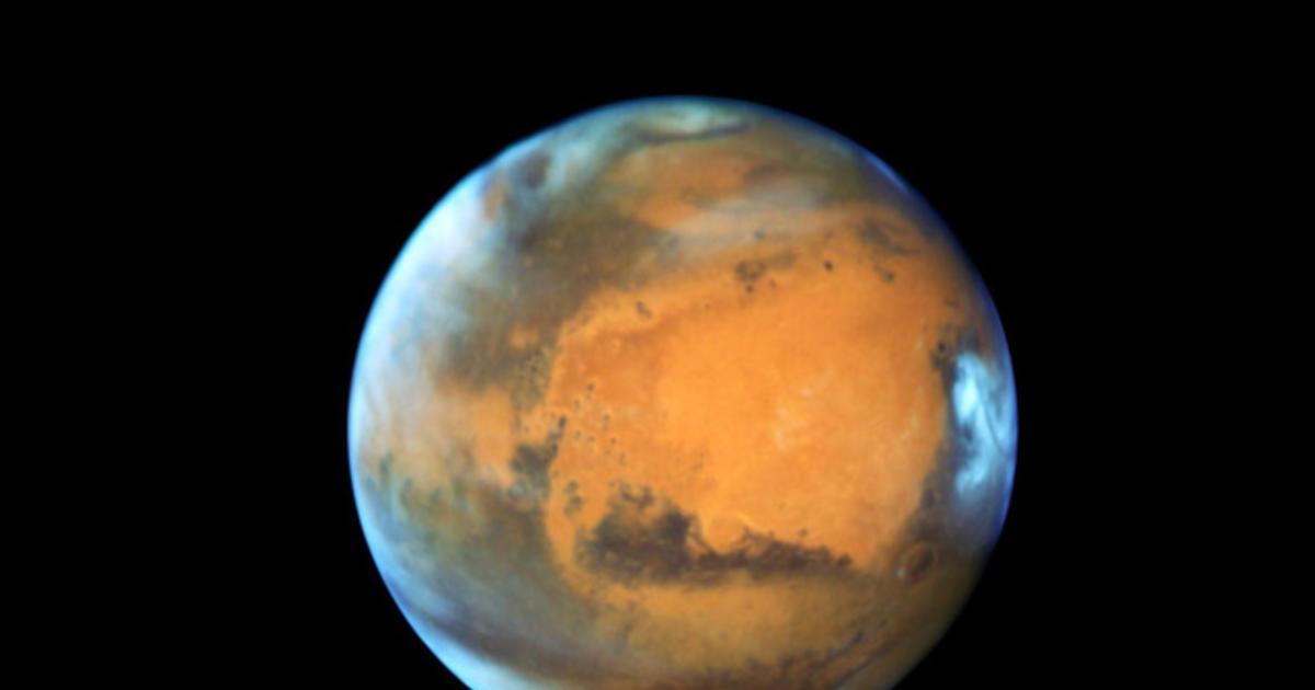 Mission to Mars - Videos - CBS News