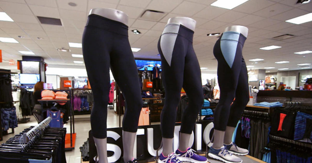 Athleisure: Activewear steps out