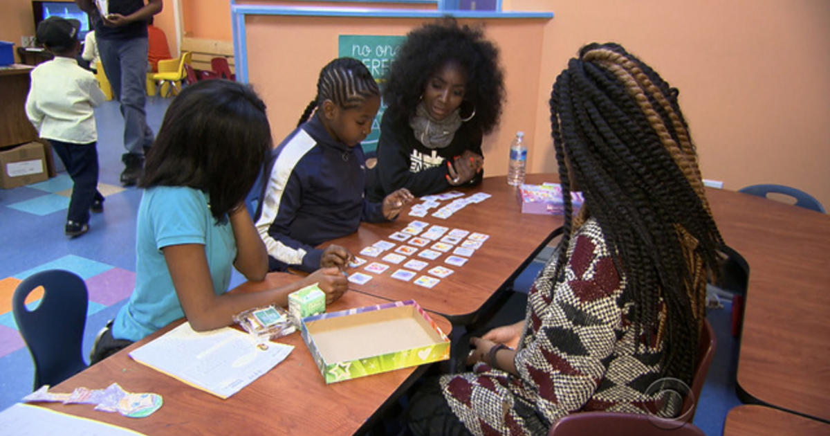How one woman is keeping Baltimores kids safe