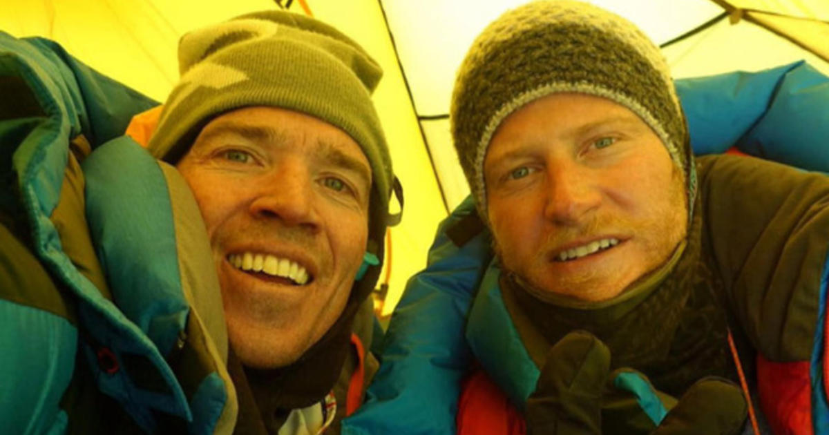 Snapchatting climbers begin descent from Mt. Everest