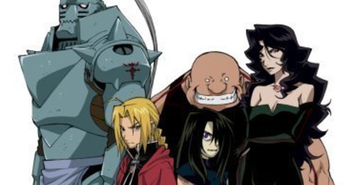 """Fullmetal Alchemist"" gets all-Japanese cast - CBS News"
