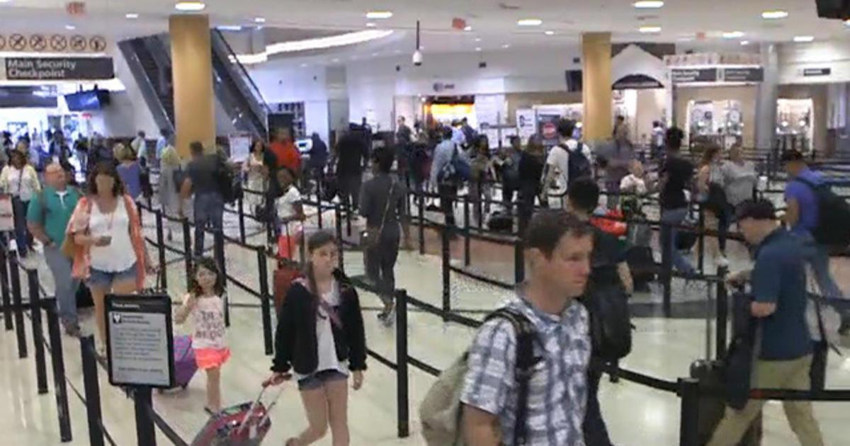 New screening technology at Atlantas airport may help ease lines