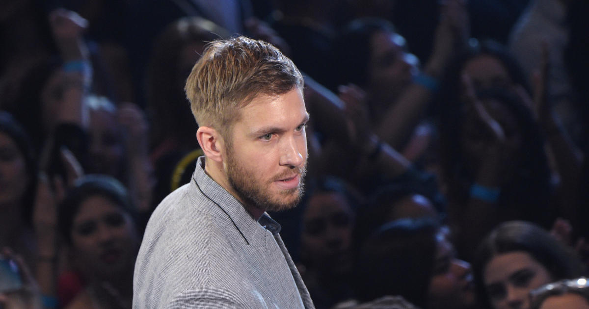 Calvin Harris finally had to say something about breakup with Taylor Swift