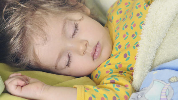 Kids' sleep guidelines spell out shut-eye guidance by age