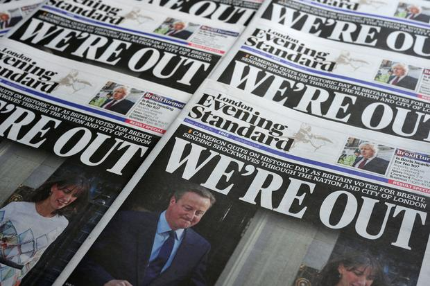 Global reactions to Brexit