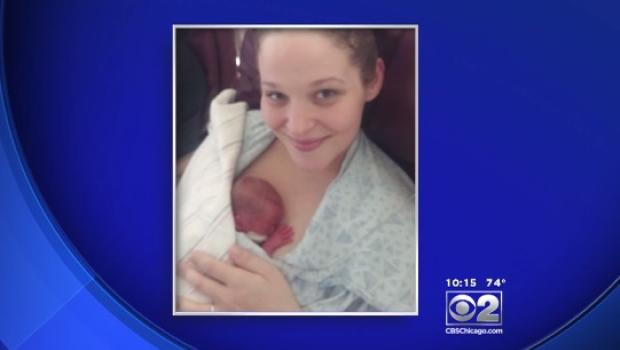 news surprise illinois woman learns shes pregnant days before giving birth