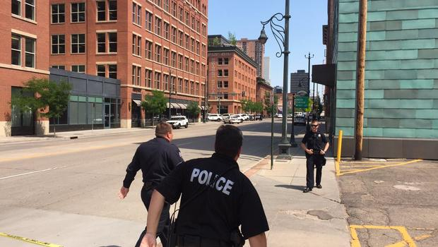 Active shooter in downtown Denver, police responding