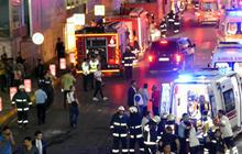 Witness Judy Favish recounts Istanbul attack