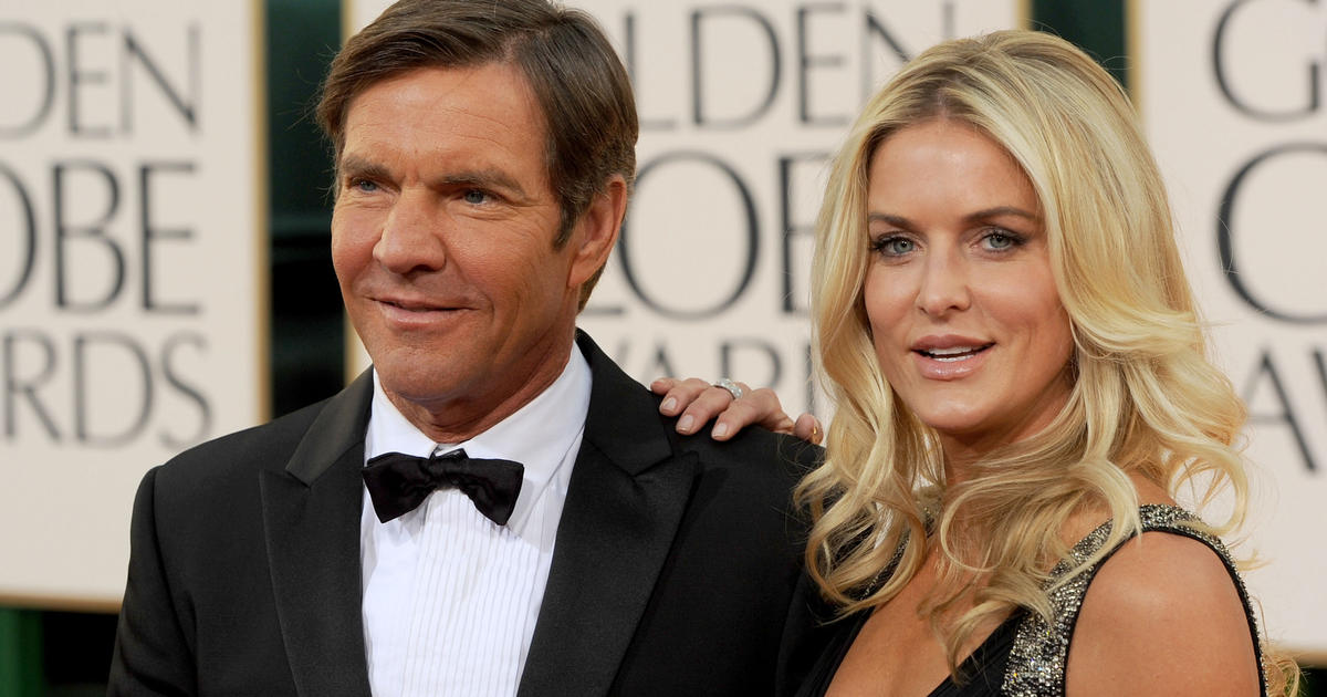 Dennis Quaid's wife files for divorce after 12 years of marriage