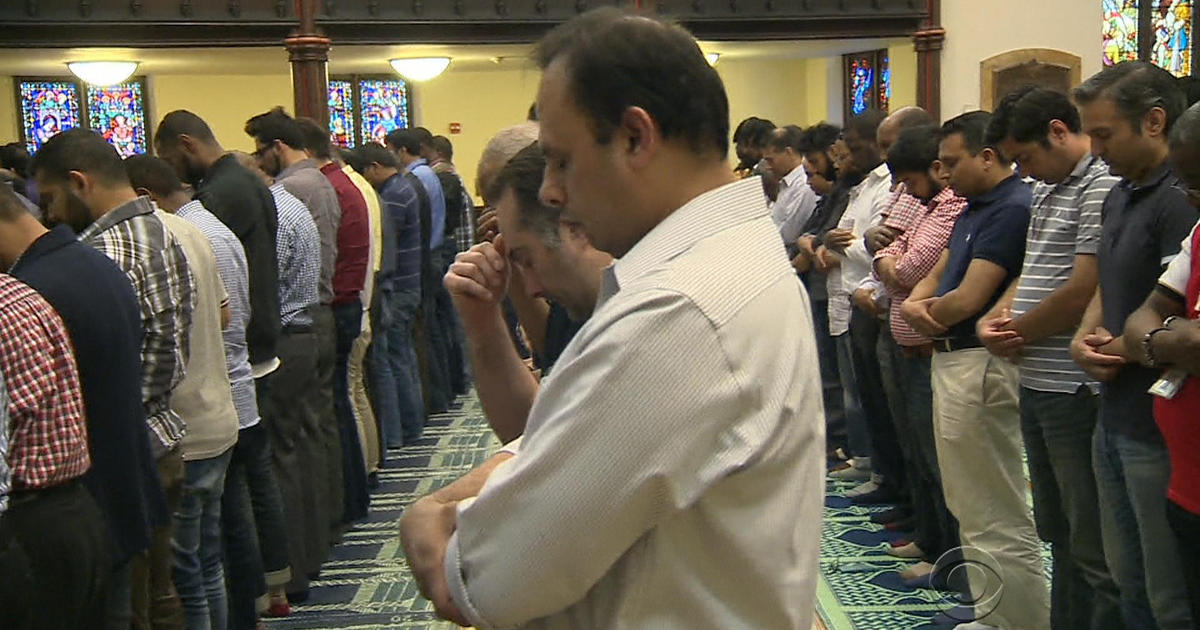 Why this church welcomes Muslims for Friday prayers