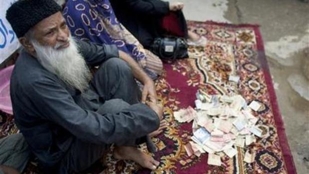 Edhi's Soyam held at Karachi's Memon Masjid
